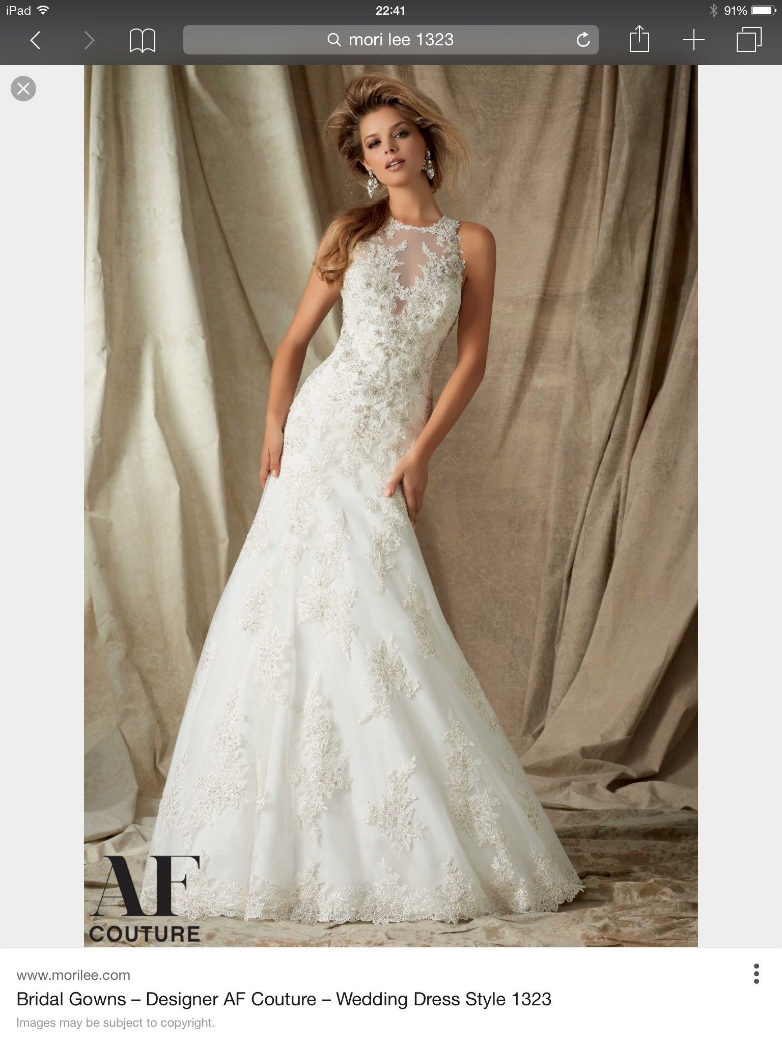Morilee - New, 1323, Size 12 | Mori lee, Wedding dress and Wedding