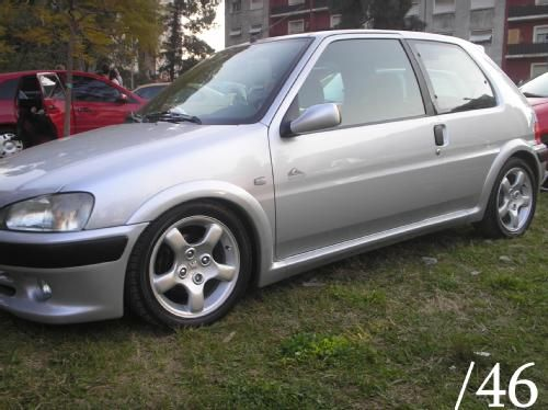 Peugeot 106 quiksilver