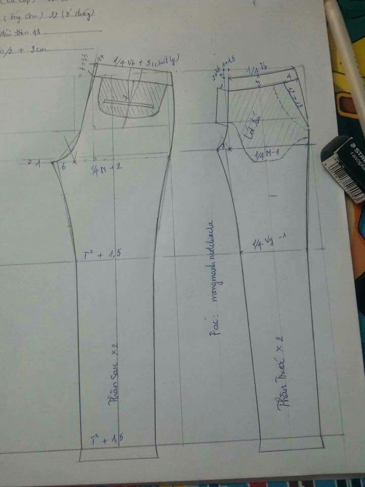 Pin by Lucy Atoccsa Quispe on pantalón de caballero y de dama ...