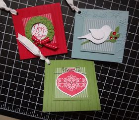Beth's Paper Cuts: Holiday Tags