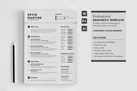 Resume/CV @creativework247 Resume Help Pinterest Resume cv - different resume templates