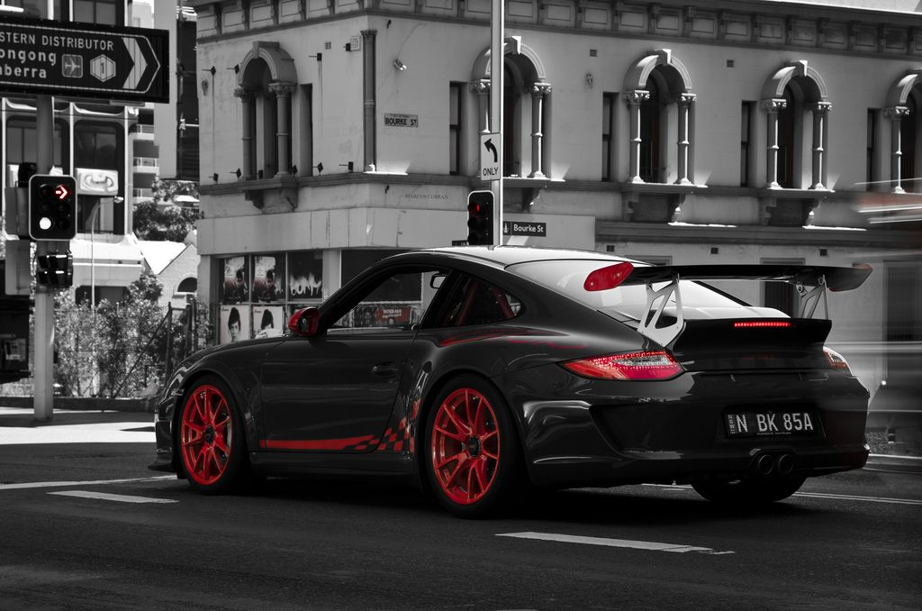 Porsche GT3RS. You will be mine in a few Years