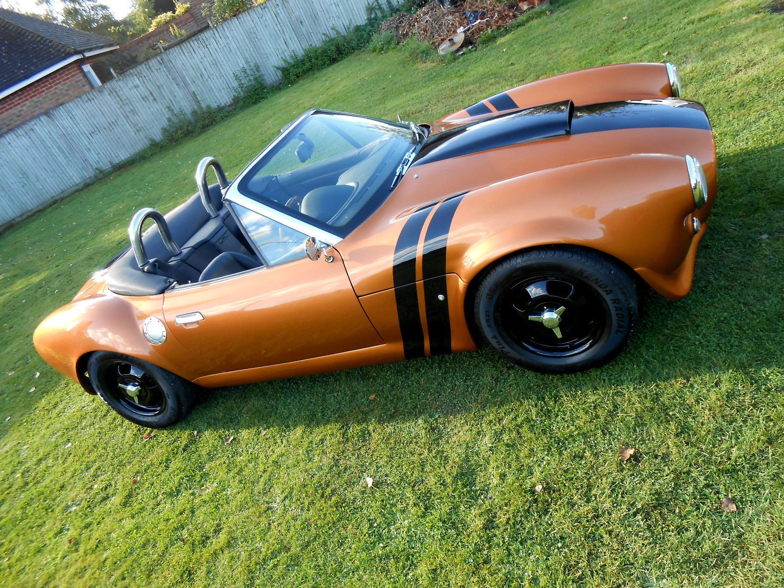 Ac Cobra Replica Kit Based On A Bmw Kit Car Cheap Fast Build No