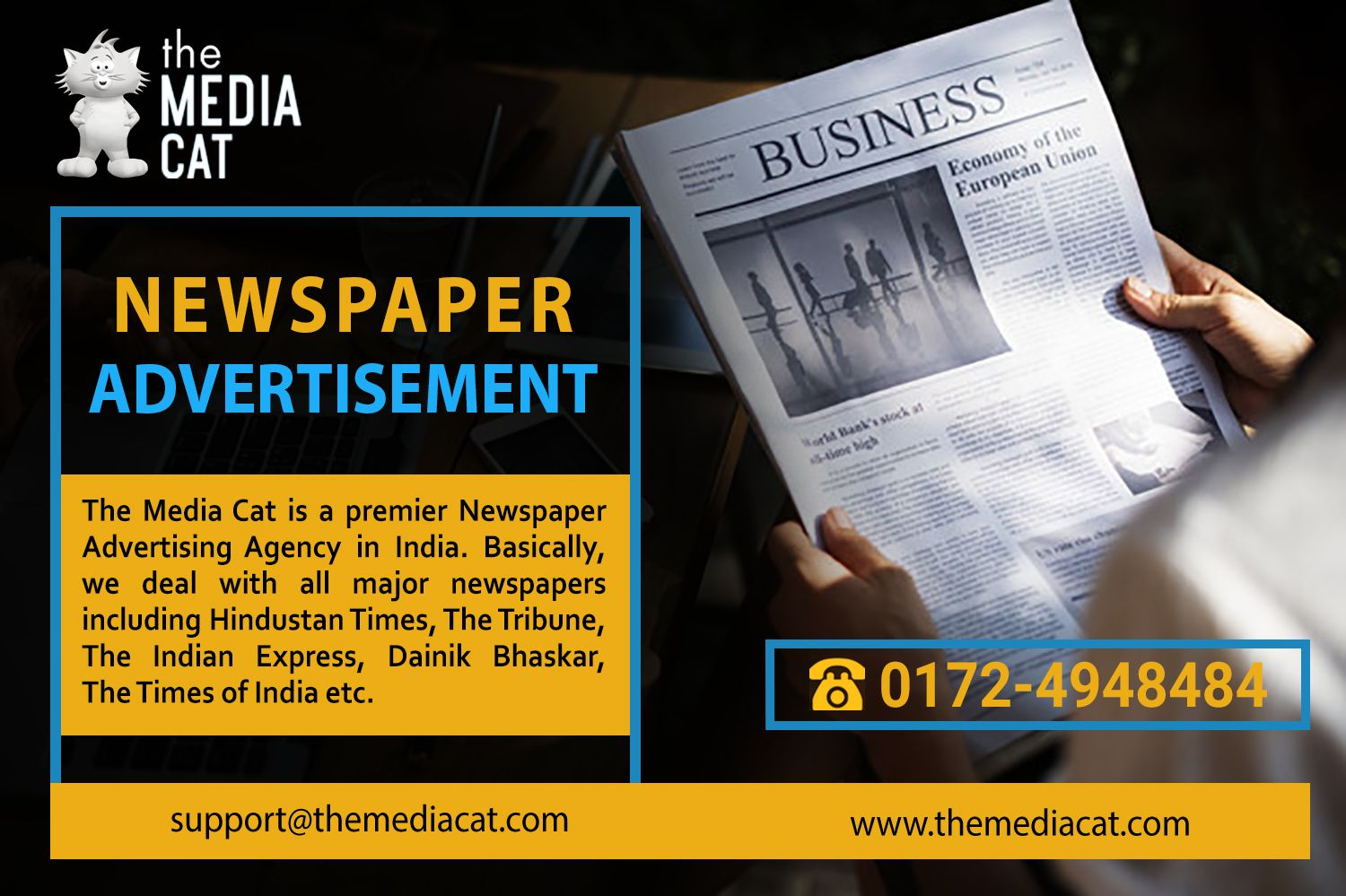 Newspaper Advertisement Is One Of The Best Way For Entrepreneurs