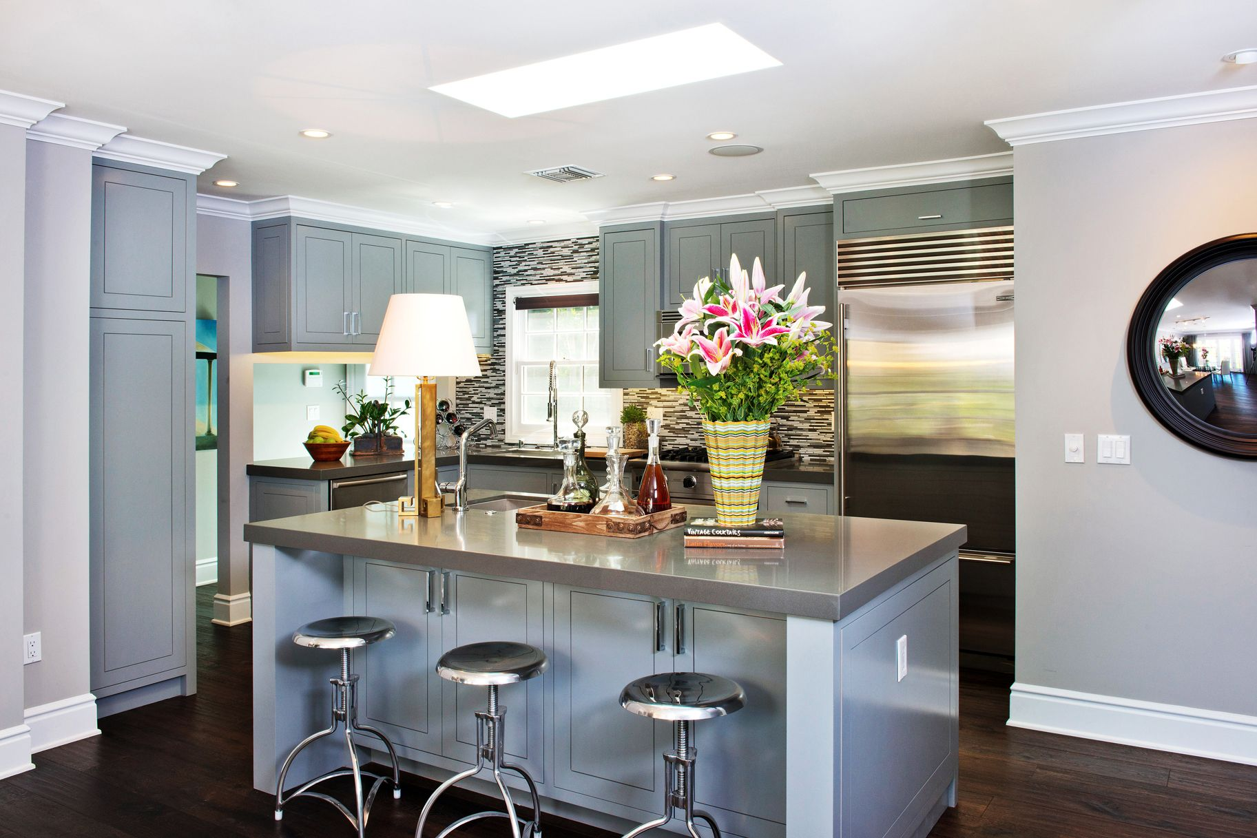 Jeff Lewis Kitchen Design Amusing Jeff Redoes Spring Oak  Before And After  Bravo Tv Jeff Lewis Decorating Design