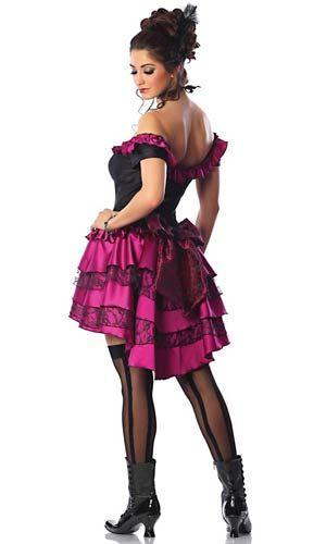 Dance Hall Queen Sexy Costume - Burlesque Costumes Vixen - sexiest halloween costume ideas