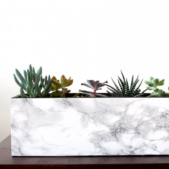 Pin By Kenzie Bass On Diy Succulent Planter Diy Diy Planters Diy Marble