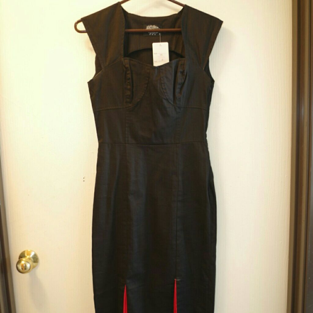 Us pin up dress red and black products