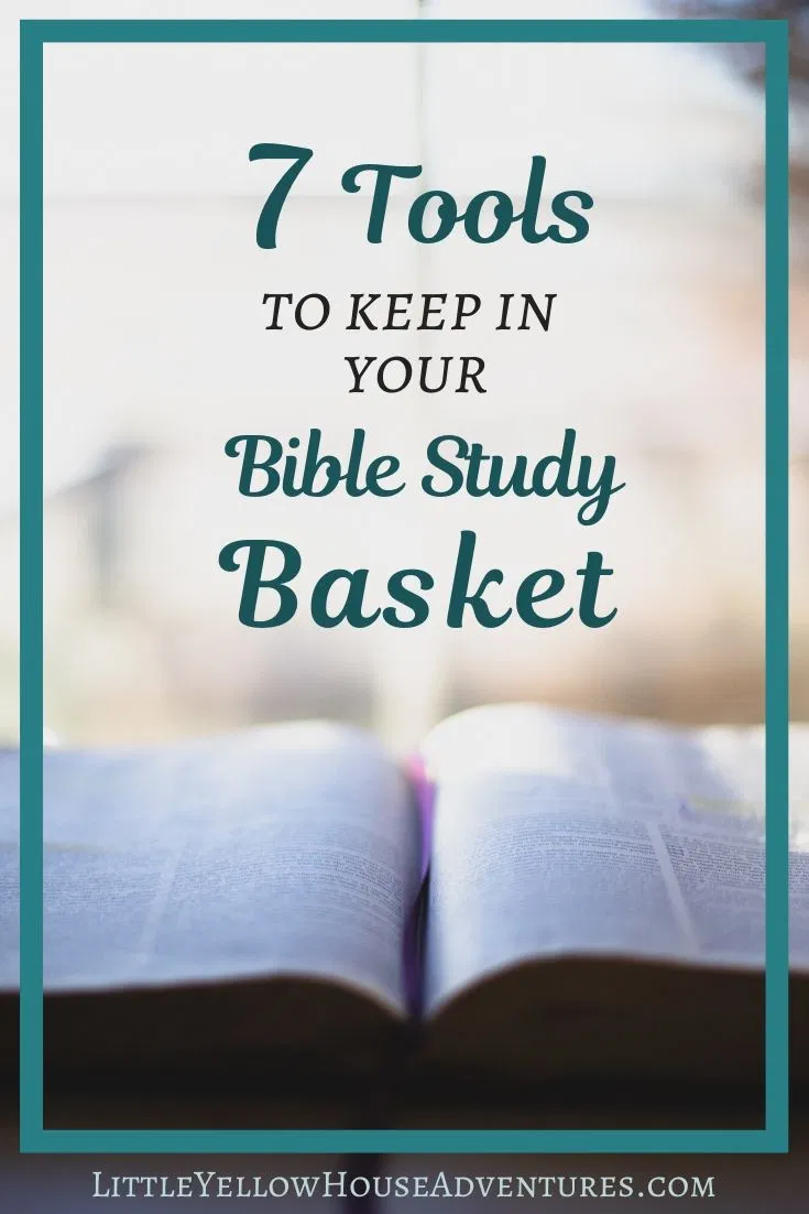 Bible Study Tools – Resources to help you walk with God!