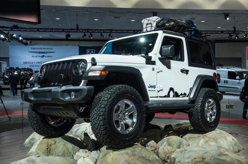 2020 Jeep Wrangler Concept Redesign New Suv Jeep Wrangler