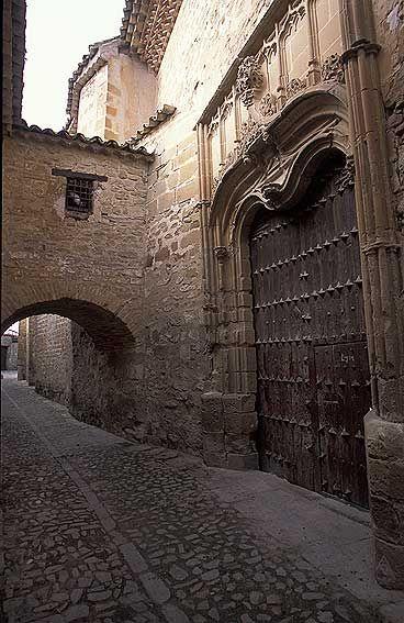 Baeza, Jaén. Patrimonio de la Humanidad. España. Spain.