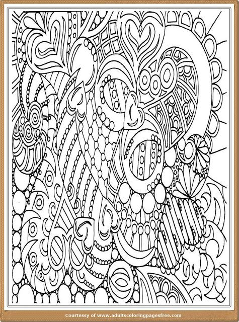 Adults Coloring Pages Love Flowers Free Online Coloring