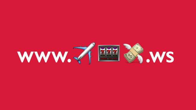 This Airline Made a URL Entirely of Emojis, and 1,600 People Managed to Type It In   Adweek