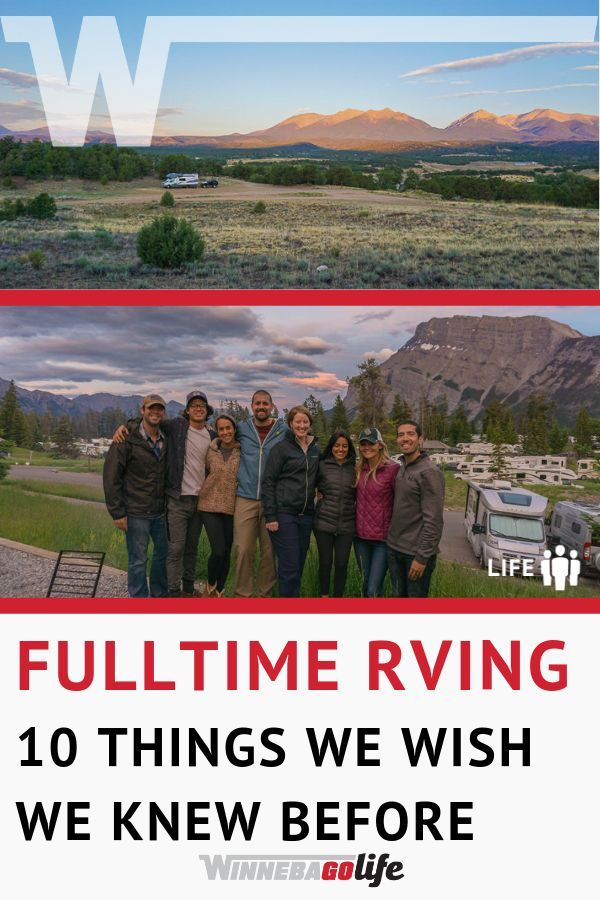 Photo of 10 Things We Wish We Knew Before Going #FullTimeRVer