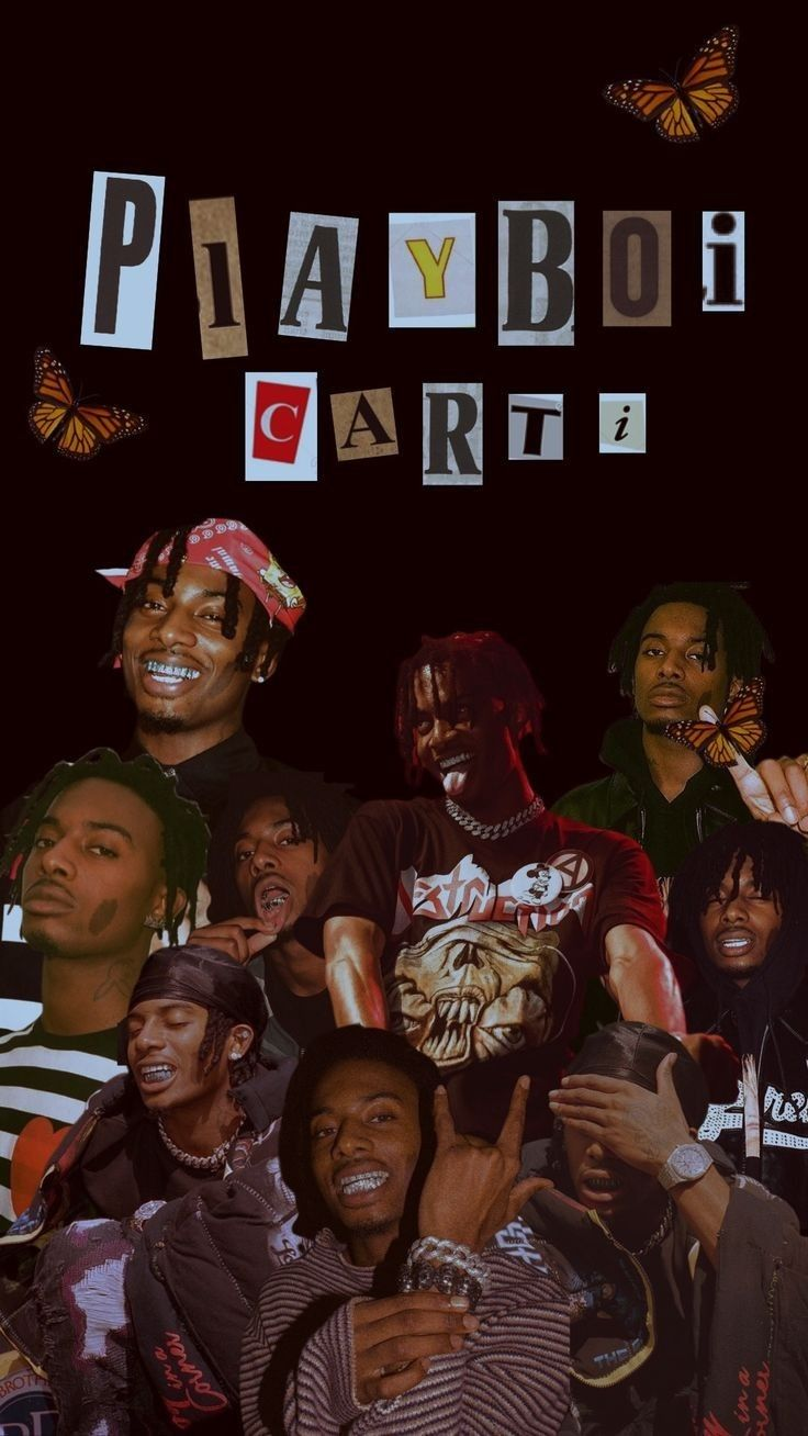PlayboiCarti, CashCarti in 2020 Rapper wallpaper