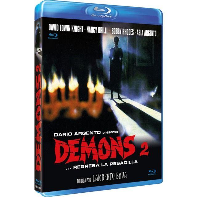 - - Demons 2 (Demoni 2... L'Incubo Ritorna) (Blu-Ray)