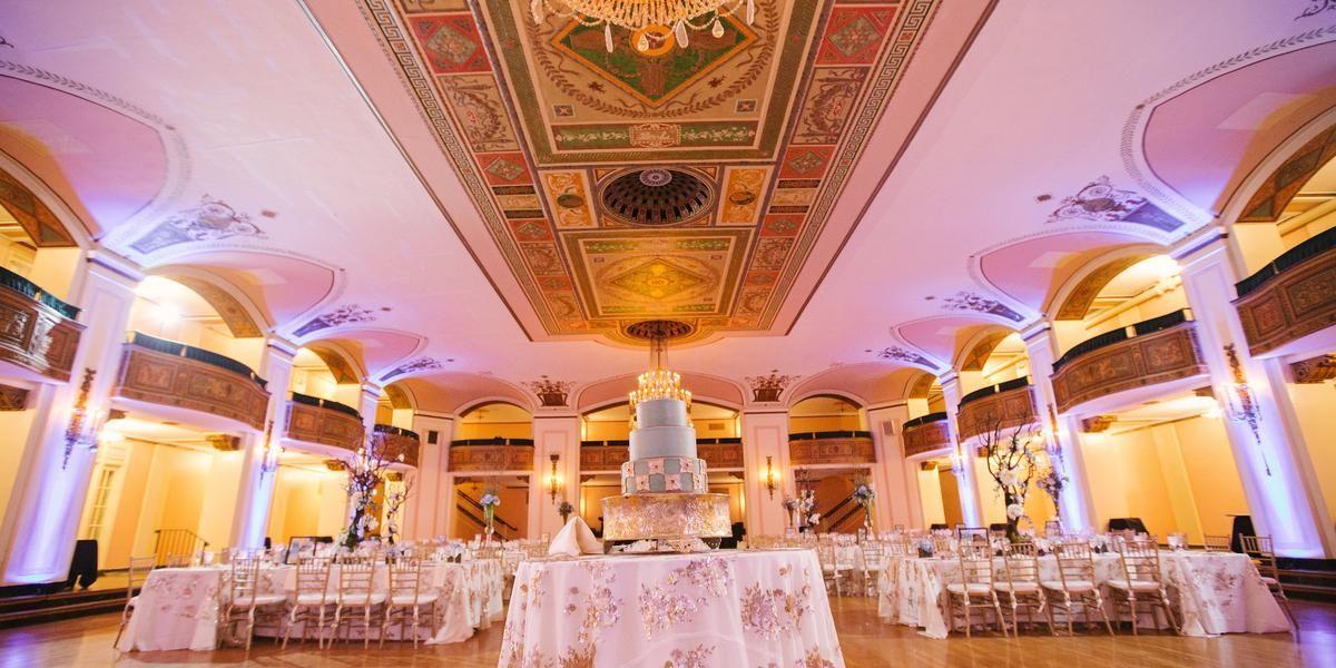 The Masonic Temple Weddings