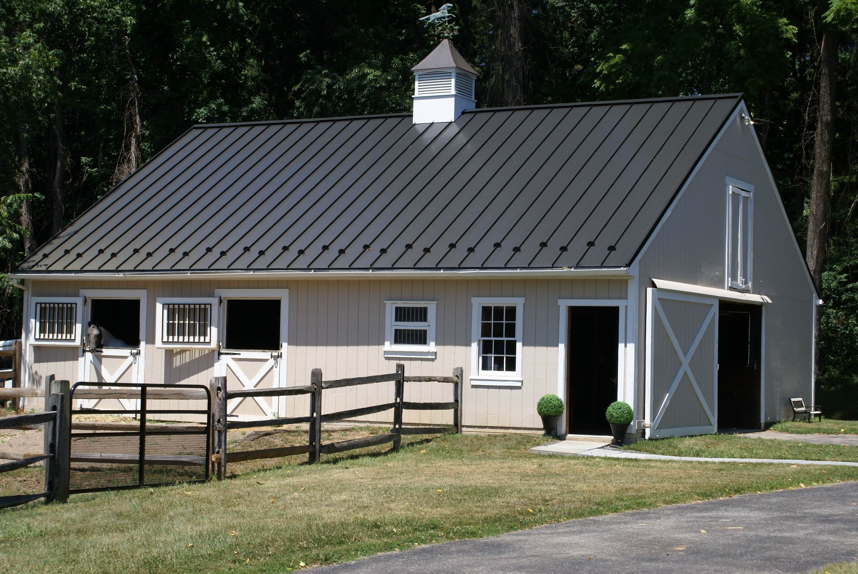 Best Drexel Metals Dark Bronze Metal Roof Black Metal Roof 400 x 300