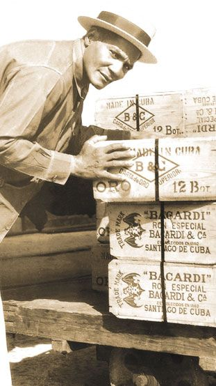 Ron Bacardi, Santiago de Cuba, Cuba