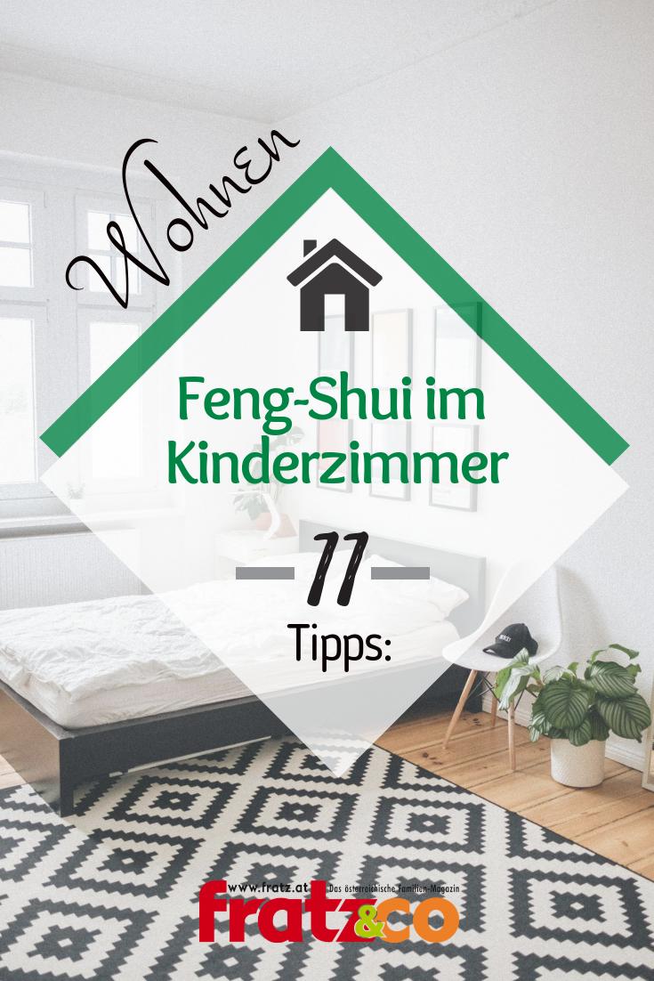 11 FengShui Tipps, die das Leben Ihres Kindes verändern