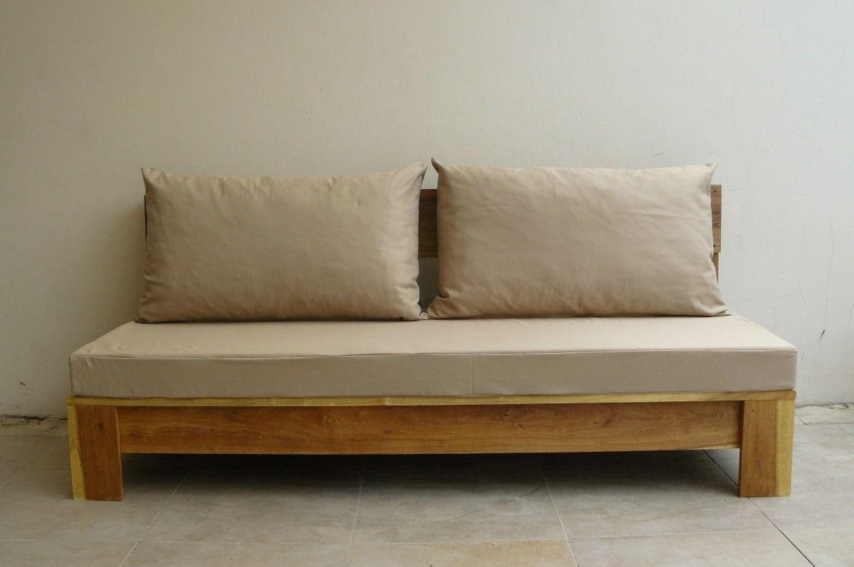 Resultado de imagen de hacer sofa madera exterior house for Sillones de jardin de madera