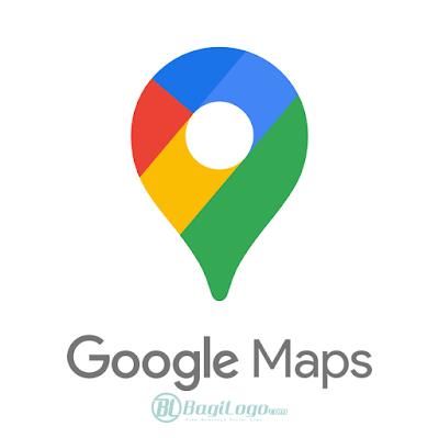 Google Maps Logo Vector Di 2021