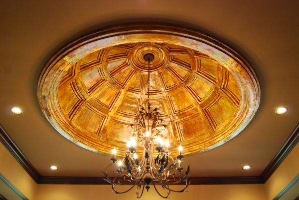 Lighted Ceiling Domes