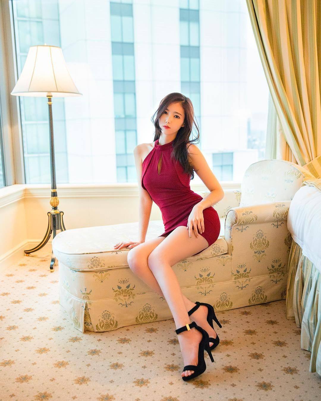 Ázsiai pornó szobalány