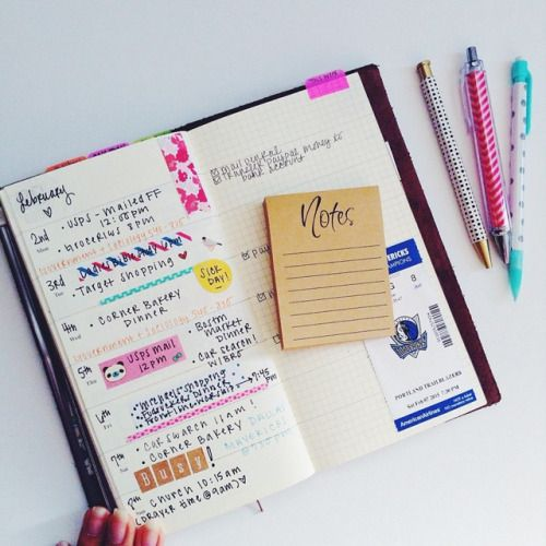 10 Ways to Organize Your Life Southern, Planners and Journal - college planner organization