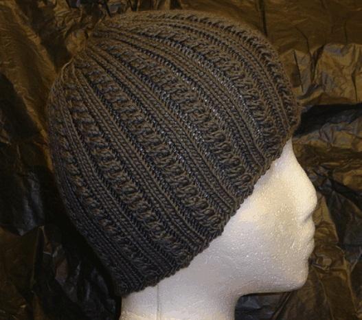Aztec Beanietoque Aztec Knit Hats And Patterns