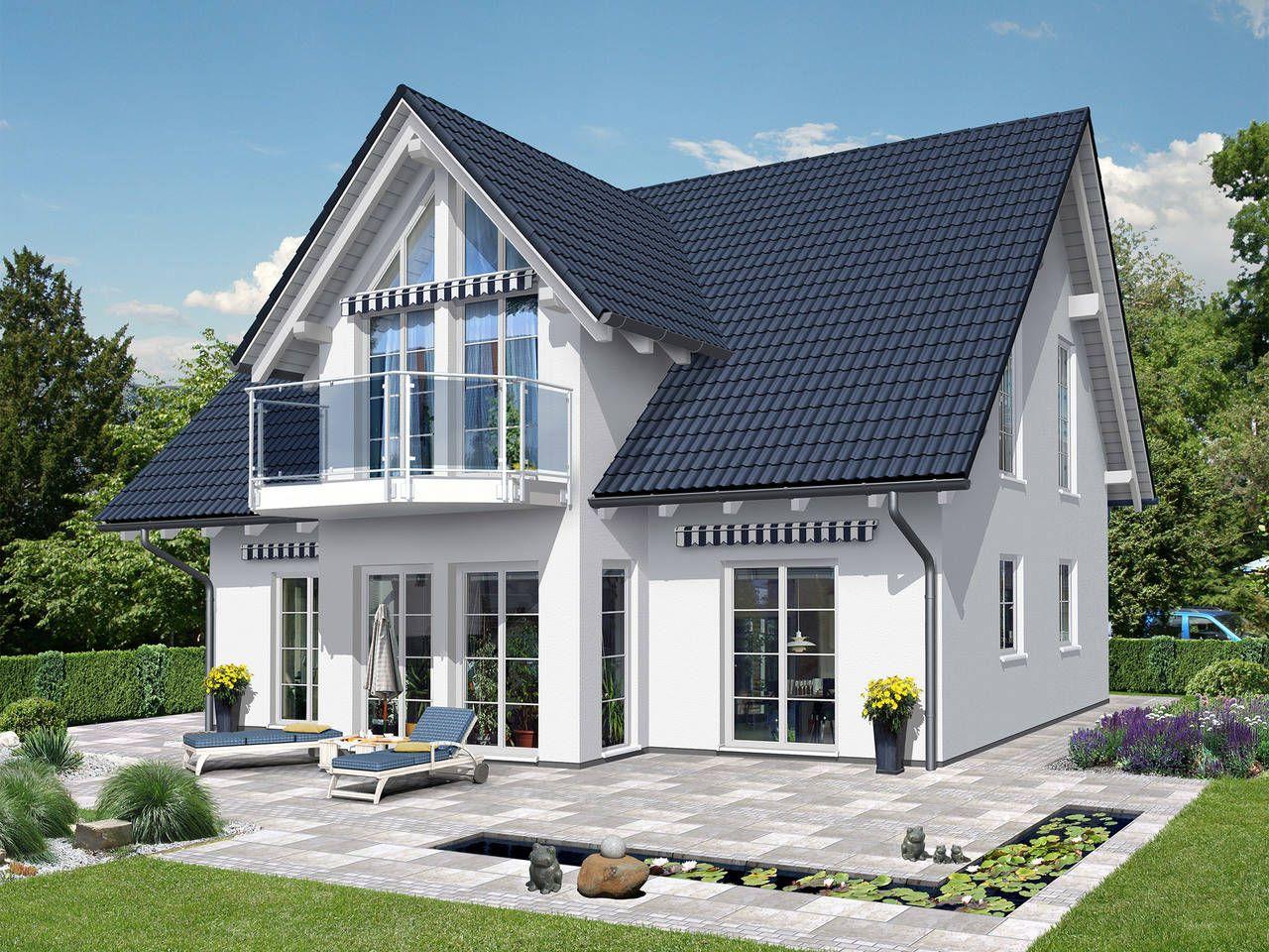 Beispielhaus 19.0 von Ytong Bausatzhaus Haus, Moderne