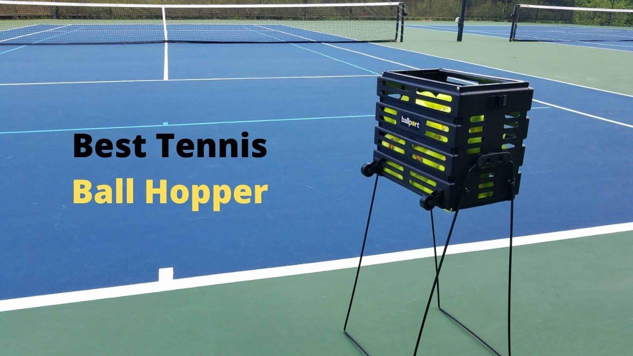 Tourna Ballport Tennis Ball Hopper Holds 80 Balls Durable And Lightweigh In 2020 Tennis Ball Tennis Drills Tennis
