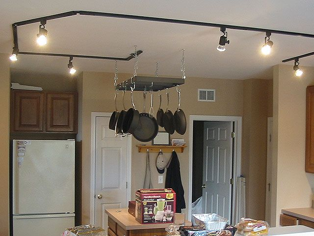 Track lights in kitchen for a cool and stylish kitchen looks track lights in kitchen for a cool and stylish kitchen looks astounding kitchen track lights mozeypictures Images