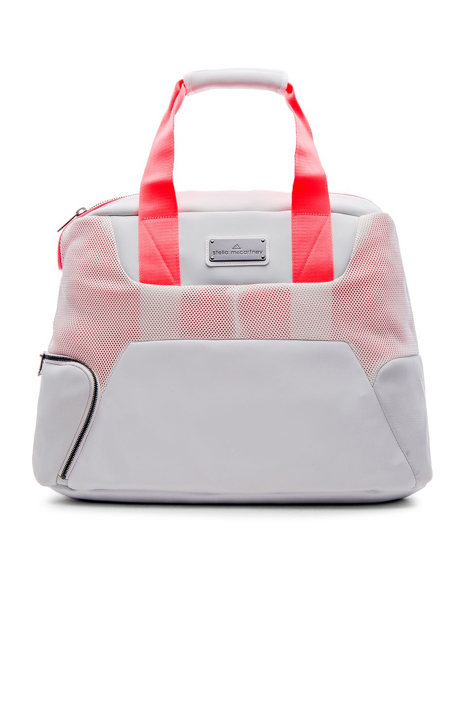 Escuela de posgrado Pobreza extrema estéreo  Tennis Bag In White & Flash Red | 가방, 골프 가방, 골프