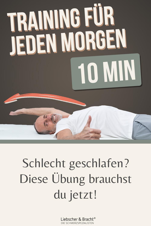 Diese Übungen kannst du von deinem Bett aus machen! Sie können dir morgens helfen, beweglich und sch...