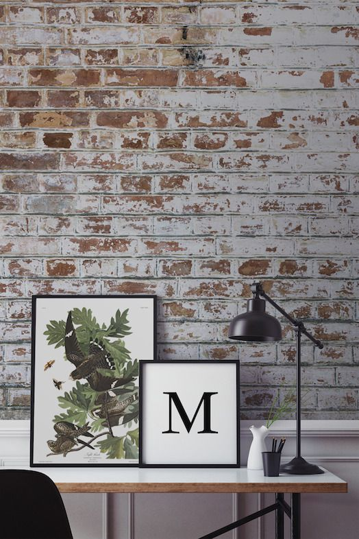 Explore Brick Wallpaper Bedroom And More! Part 65