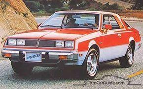 Dodge Challenger: 1978-1983, 2nd generation   乗り物   Pinterest ...