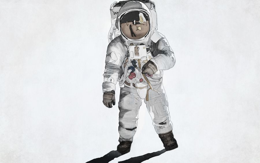 any astronaut lost in space - photo #49