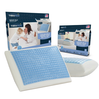 Happy Mother S Day From Therapedic Cooling Gel Pillow Memory