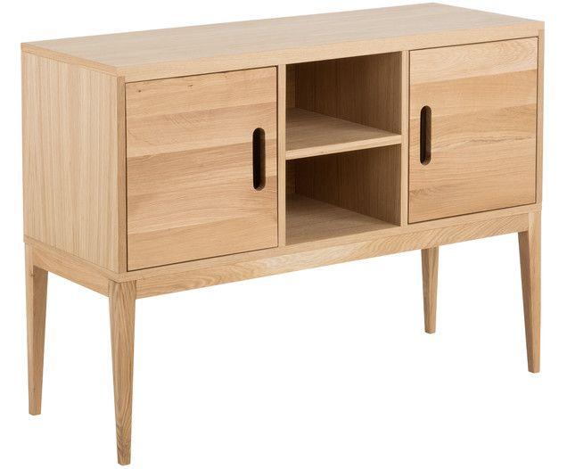 Wohnzimmer Buche ~ Sideboard finsby buche massiv home24 interior design pinterest