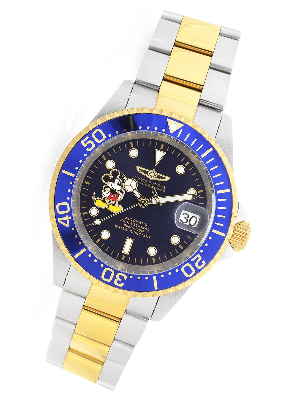 cf3eadacbab Invicta Makes A New Batch Of Limited-Edition Disney Mickey Mouse Watches  and…