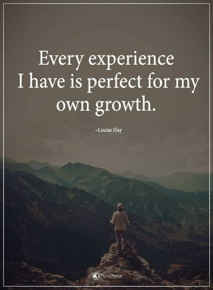 My Recent Stock Quotes Classy Every Experience I Have Is Perfect For My Own Growth Quotes