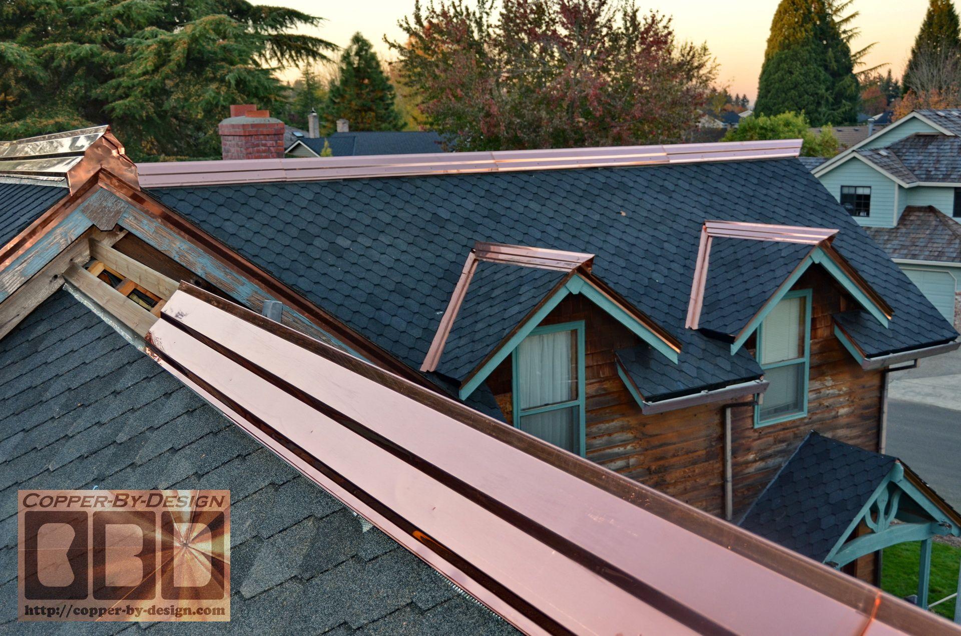 Copper Ridge Ventilation Casas Prefabricadas Casas