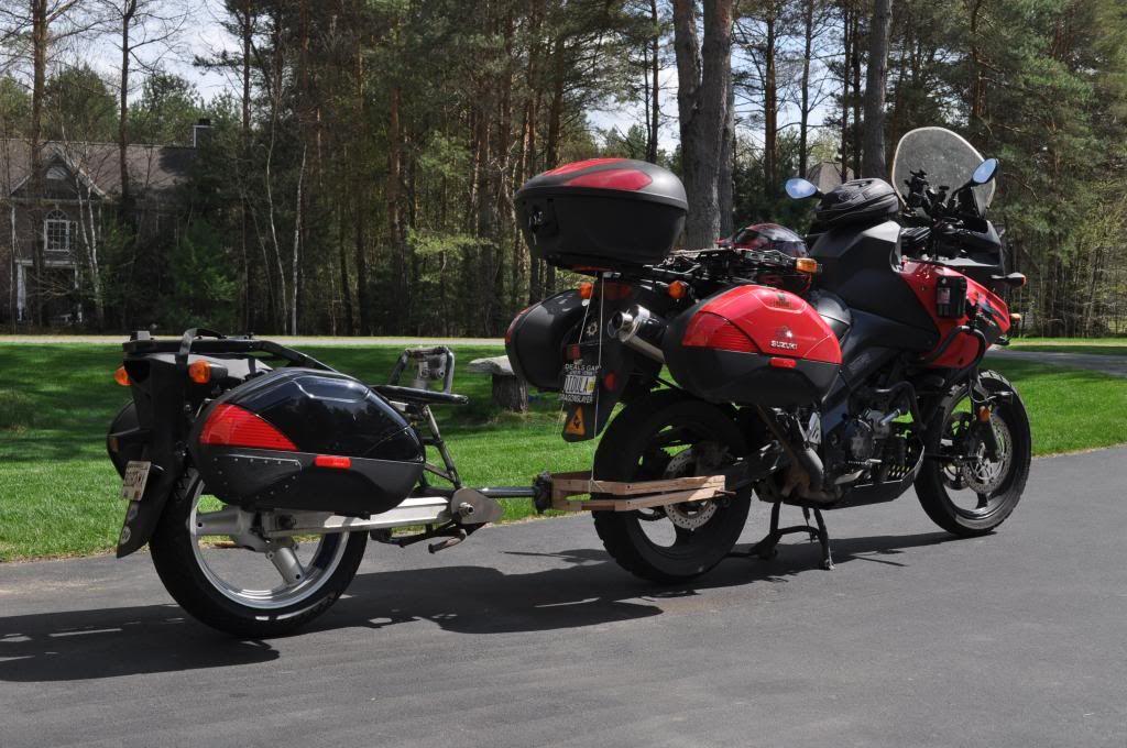 stromtrooper forum : suzuki v-strom motorcycle forums   trayler