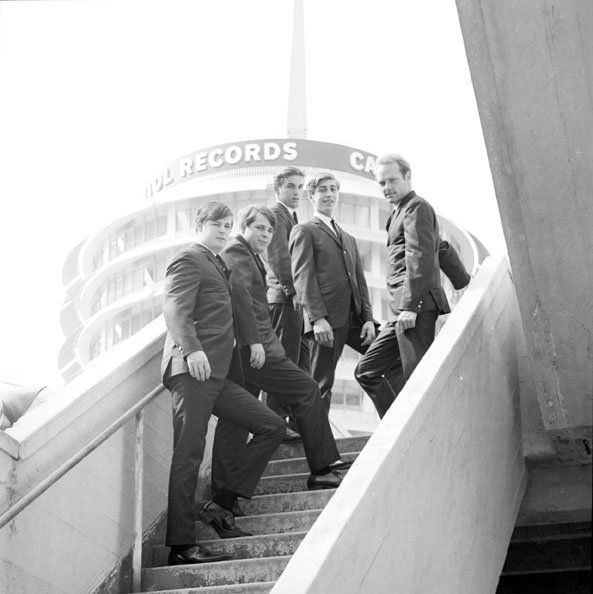 The Beach Boys signed with Capitol Records, 55 years ago (JULY 16, 1962).