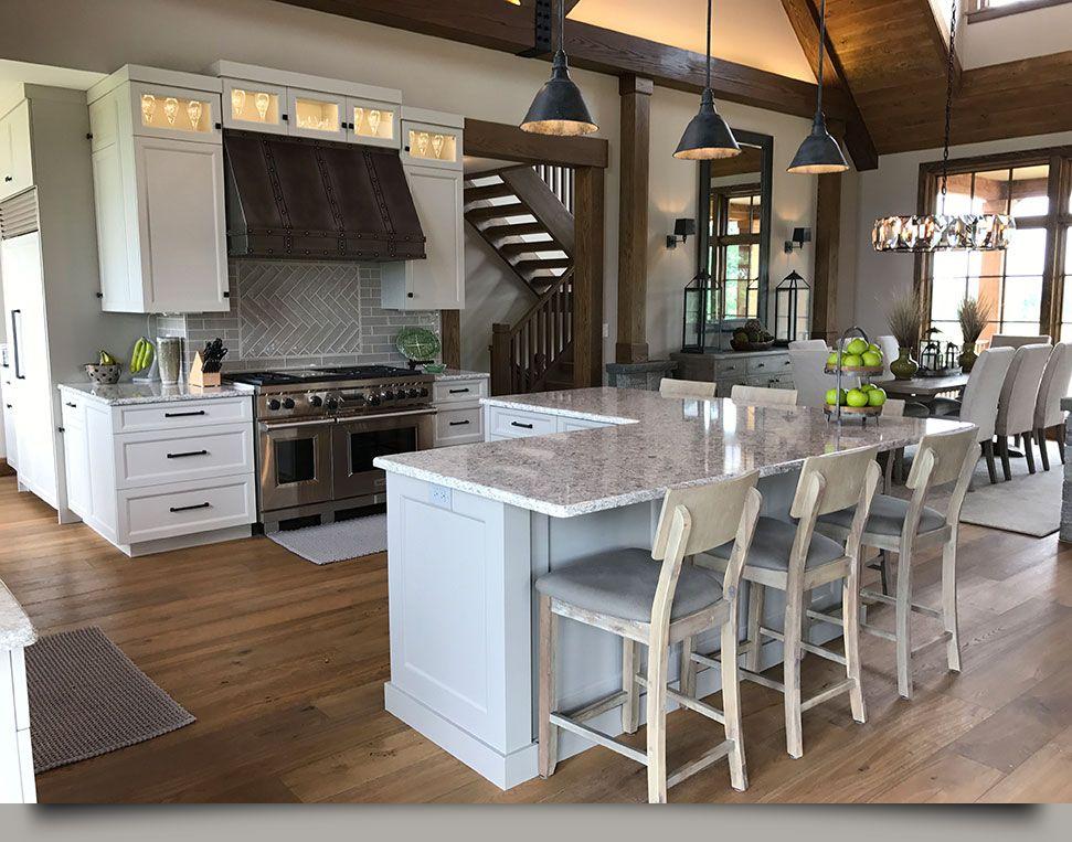Farmhouse chic kitchen interiors by hom also interior hominteriorsusa on pinterest rh