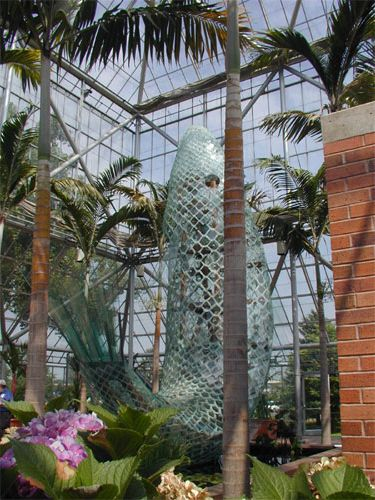 Minneapolis Sculpture Garden And Cowles Conservatory