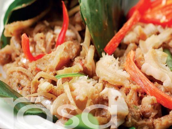 Pin On Recipes Kerabu