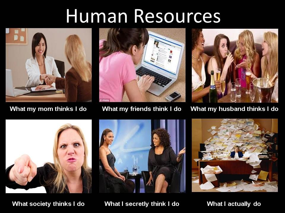 Meme on Female Human Resources  Found on TomTomHRGuy com | HR