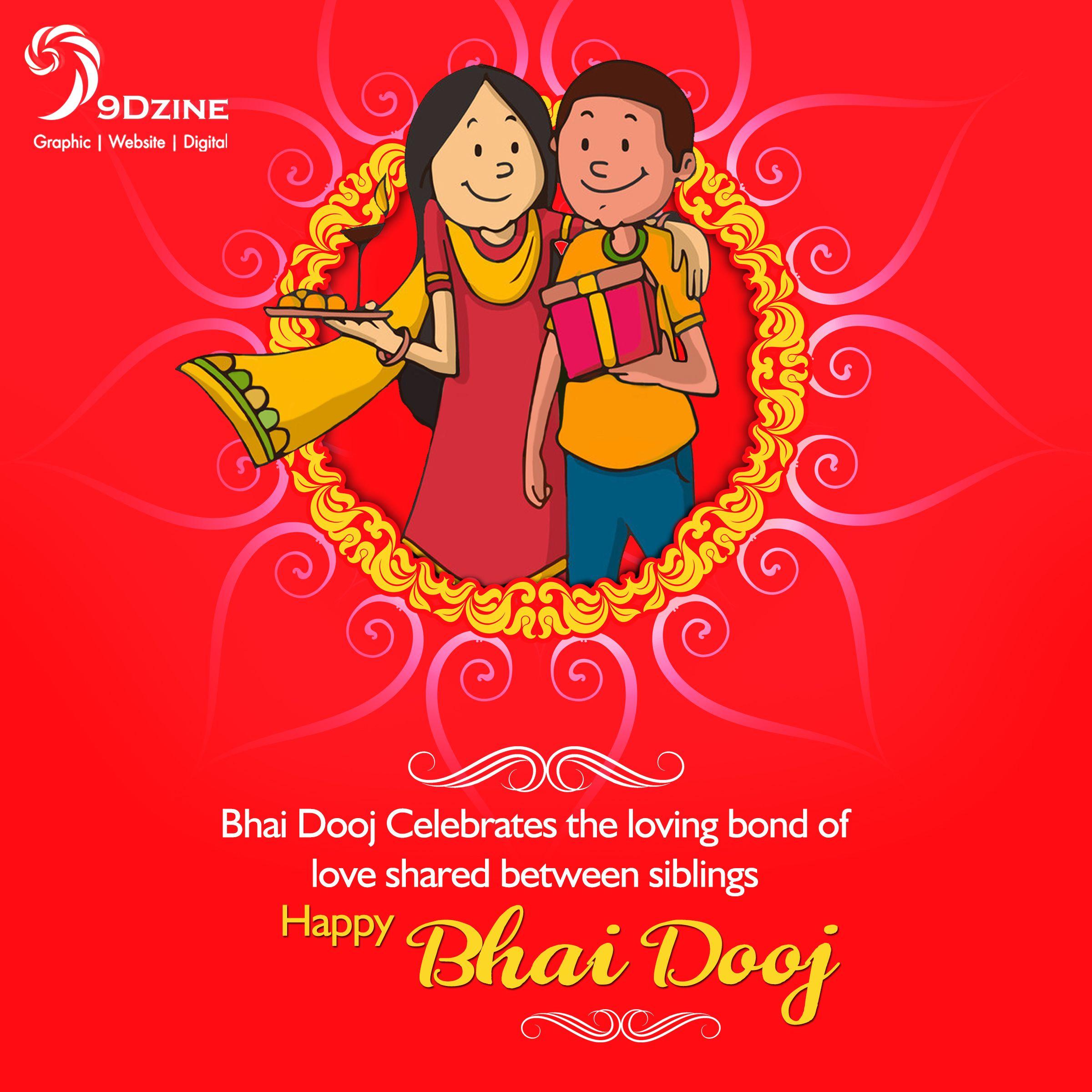 Bhai Dooj Celebrates The Loving Bond Of Love Shared Between Siblings